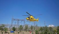 Kaan Air, 150 Bin Km Elektrik Hattını Denetledi