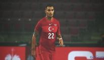 Kaan Ayhan milli takım aday kadrosundan ayrıldı
