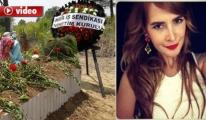 Kabin amiri Fatma Hülya Dobur toprağa verildi
