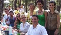 Kabin memurları günü Antalya'da kutlandı