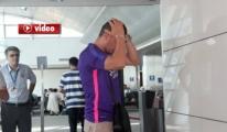 Havalimanı'nda Kaçırdığı Uçağının Peşinden Koştu video