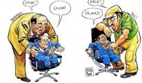 Kadıköy Belediye Evinde Ünlülerin Karikatür Sergisi