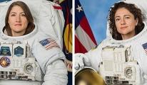 video Kadınlar Uzayda yürüdü, Ay'a ve Mars'a gideceğiz!