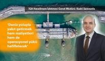 Kadri Samsunlu, Deniz Lojistiğiyle yaptıkları karı anlattı