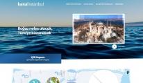 'Kanal İstanbul' internet sitesi açıldı