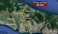 Kanal İstanbul projesi, artık kesinlik kazandı.