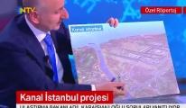Kanal İstanbul'un temelini haziran ayında atıyoruz#video