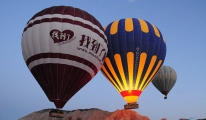 Kapadokya'da sıcak hava balonu turları, 1 Ekim'e ertelendi