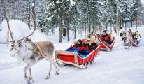 Karlar Ülkesine Yolculuk, Laponya