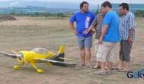 Kartepe Semalarını Model Uçaklar
