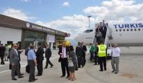 Kastamonu Havalimanı, 7 Bin 484 Yolcuya Hizmet Verdi