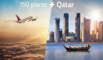 Katar'dan Doha Aktarmalı Uçuşlarda Konaklama Fırsatı