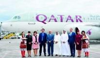 Katar Havayolları Makedonya'ya seferlere başladı