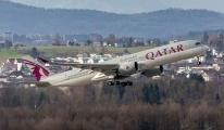 Katar Havayolları'nın Doha-İstanbul-Doha uçuşları