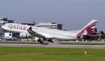 Katar Uçaklarına Hava Sahasını Açtı