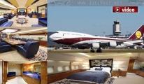 Katar VIP uçağı Türkiye'ye hediye etmiş!