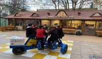 Kavaklıdere Koleji,'10' ların Bisikleti' projesi