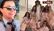 Kayıp pilot Beril Gebeş hâlâ bulunamadı... video