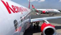 Kenya Hava Yolları Çin'e uçuşları durdurdu