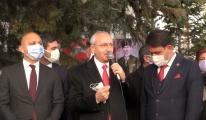 Kılıçdaroğlu: Geçmişi bırakıp helalleşmemiz lazım(video)
