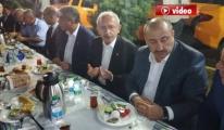 Kılıçdaroğlu Taksicilerle Sahur Yaptı video