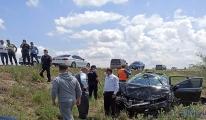 Kırıkkale'de iki ayrı trafik kazası: 11 yaralı