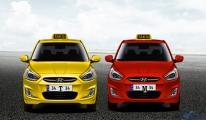 Kırmızı renk M plakalı taksiler, sarı renk T plakaya geçsin
