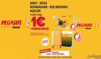 #Yurt Dışı Uçak Biletleri 1€ + Vergilerle#video
