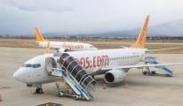 Koca Seyit Havalimanı'ndan 366 Bin Kişi Uçtu