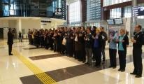 Kocaseyit Havalimanında Şehitler Dualar İle Anıldı