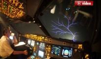 Kokpitte Pilotun Korku Dolu Anlar! video