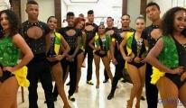 Kolombiyalı dansçılar ülkesine dönüyor!