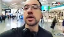 Komedyen Sekban'dan İstanbul Havalimanı'na gönderme!