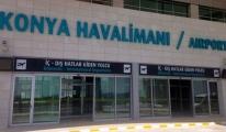Konya Havalimanı 80 Bin 557 Yolcuya Hizmet Verdi