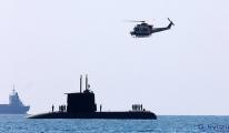 Konyaaltı Sahili açıklarında denizaltı görüldü.