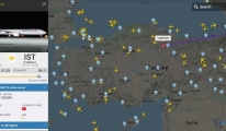 Koronavirüs aşıları taşıyan uçak Esenboğa Havalimanı'nda