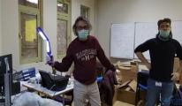 Koronavirüsü 15 saniyede öldüren cihaz tasarlandı