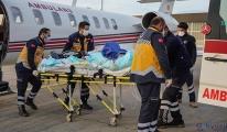 Kosova'daki patlamada yaralanan iki kişi İstanbul'a getirildi