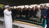 Kotil'in babasının cenaze namazı kılındı
