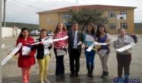 THK Köyde Model Uçak Kursu Açtı