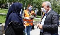 Küçükçekmece Belediyesi 65 Yaş Üstü Vatandaşları Unutmadı