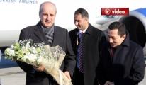 Kurtulmuş Samsun'dan Ordu'ya geçti