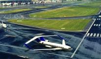 Kutu kanatlı uçakla daha az yakıt!