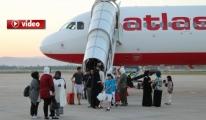 Atlas Jet Kuveyt-bursa Uçuşları Başladı video