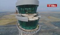 3. Havalimanı Kulesinin Camları Takıldı! video