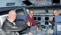 Libyalı Pilotları THY Uçuruyor