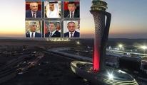 Liderler 3. Havalimanı için geliyor!