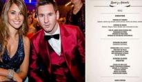 Lionel Messi'nin Düğününe 260 Özel Uçak
