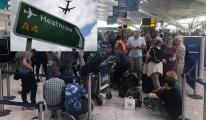 Londra Havalimanı'nda grev başladı mı?