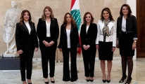 Lübnan'daki yeni kabinenin kadın bakanları